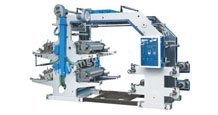 Roll to Roll Flex Printing Machine